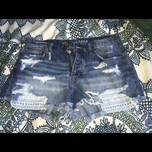 Brand New American Eagle Jean Shorts